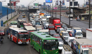 Transportistas dejarían de operar desde el martes 23 por falta de subsidio del Gobierno