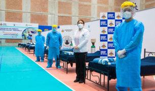 Ventanilla: inauguran centro de aislamiento para pacientes Covid-19