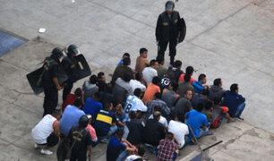 Bolivia: violento motín tras muerte de reo con síntomas de Covid-19
