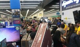 Colombia: caos y descontrol se registró en tiendas durante primer día sin IVA