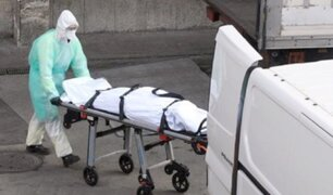 Bolivia: muerte transmitida en vivo por TV de presunto paciente con COVID-19 provocó indignación
