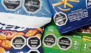 CMP rechaza resolución de Indecopi sobre publicidad de octógonos