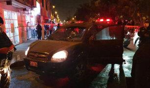 Varios delincuentes detenidos deja megaoperativo policial en Lima Norte