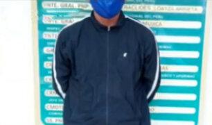 Cusco: liberan sujeto que quemó los pies a su hija de tres años