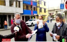 Coronavirus en Perú: Denuncian cobros exorbitantes por recibos de luz