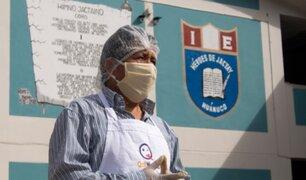 Qali Warma: Padres trabajan por la alimentación de escolares durante el estado de emergencia