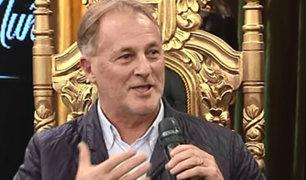 """Alcalde Jorge Muñoz en """"Porque hoy es sábado con Andrés"""""""