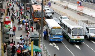 Expertos aseguran que subsidio al transporte público es necesario