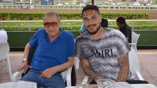 Paolo Guerrero envía tierno mensaje a su padre por su día