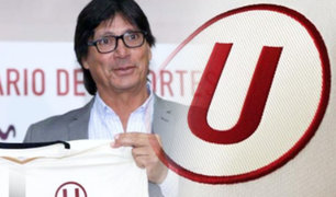Universitario de Deportes oficializó el regreso de Ángel Comizzo como nuevo DT