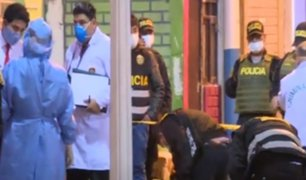Callao: asesinan a balazos a joven que salió a botar la basura