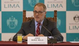 Congreso: Alcalde Muñoz informará sobre el fallecimiento del niño en parque del Cercado de Lima