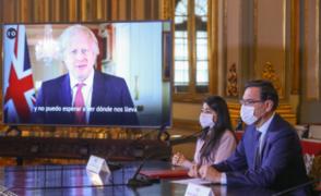 Perú y Reino Unido firmaron convenio para obras de la Reconstrucción con Cambios