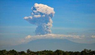 Indonesia: volcán Merapi entró en erupción