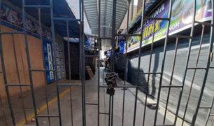 Covid-19: mercado La Hermelinda de Trujillo permanecerá cerrado