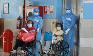 Hospital San Isidro Labrador dio de alta a 610 pacientes que se recuperaron del COVID-19