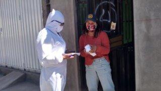 Arequipa: Universidad Nacional de San Agustín entregó celulares con internet a sus alumnos