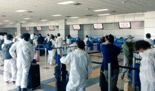 Vuelo humanitario trasladó hoy a 160 compatriotas desde Panamá
