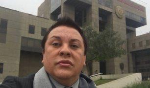 Fiscal Tello: Hipótesis central es que eran innecesarios los servicios del señor Cisneros