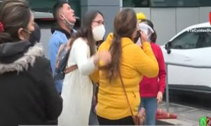 Familiares de periodista fallecido por coronavirus denuncian presunta negligencia médica de clínica de Lima