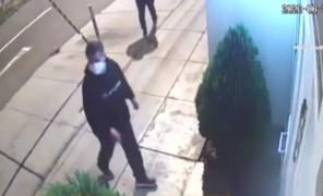 Miraflores: ladrones roban dos bicicletas de edificio en segundos