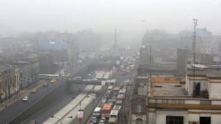 Senamhi: zona costera será la más afectada con bajas temperaturas del invierno