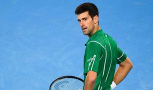Abierto de Australia: jugadores no vacunados quedarían fuera del torneo