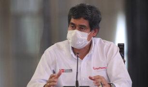 """Carlos Lozada sobre el Metropolitano: """"es un servicio esencial"""" y no se suspenderá"""