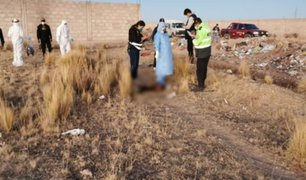 Puno: encuentran restos calcinados y desmembrados de mujer
