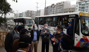 Transportistas advierten de alza de pasajes inminente por problemas con subsidio