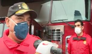 En plena pandemia: 214 choferes de los Bomberos serán despedidos