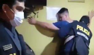 SMP: detienen a sujeto que extorsionaba a su prima con un video íntimo
