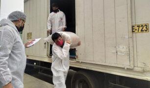SJM: municipio entrega alimentos a 177 comedores para que reanuden sus actividades