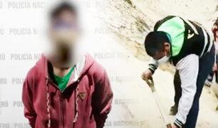 Trujillo: adolescente confiesa que asesinó a dos niños  por 500 soles