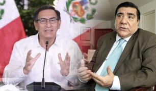 """Victor García Toma sobre acuerdo con clínicas: """"No había necesidad de tanto barullo"""""""