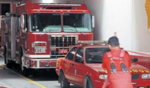 Bomberos conductores podrían permanecer en sus puestos