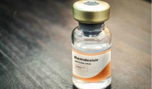 Remdesivir: Agencia Europea de Medicamentos da luz verde al primer fármaco contra covid-19