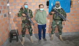 Gregorio Santos: exgobernador de Cajamarca fue trasladado hoy a Lima