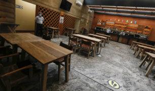 Fabiola Muñoz: Ya se ha aprobado la atención con público para restaurantes