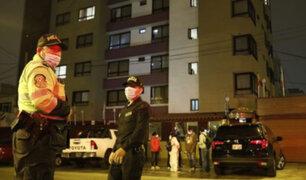 Pueblo Libre: hallan cadáver de mujer que habría sido electrocutada al interior de un hostal