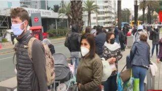 700 ciudadanos extranjeros varados en el Perú regresan a sus países