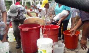 Sedapal: cuatro distritos no tendrán el servicio de agua potable hoy