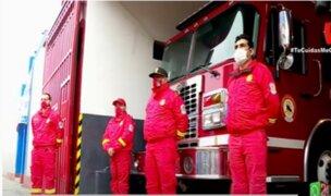 Intendencia responde por despido de más de 200 bomberos