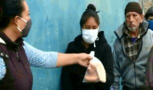 VMT: Ticlio Chico lucha por sobrevivir al frío y la pandemia