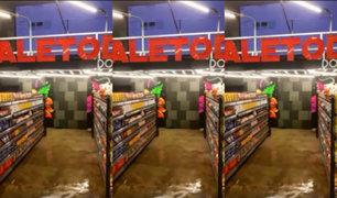 Discoteca 'Valetodo' se reinventa y se transforma en un minimarket