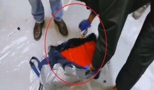 Callao: agentes de la Dirandro hallaron más de media tonelada de droga en embarcación