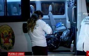 Pueblo Libre: Mujer electrocutada en hostal primero fue torturada y ahorcada