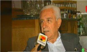 Fallece a los 94 años Arturo Salazar Larraín, reconocido periodista y exdirector de La Prensa