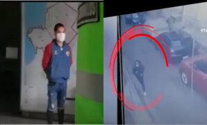 Dejan en libertad a delincuente que asaltó a Mónica Cabrejos y equipo de 'Al Sexto Día'