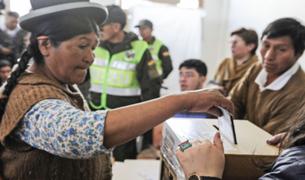 Bolivia retoma el camino de las elecciones presidenciales que postergó por el coronavirus